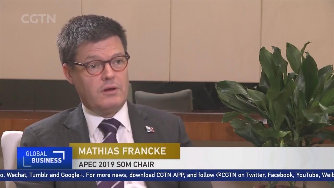 APEC SOM Chair views APEC at its 30 - Xinhua | English news cn